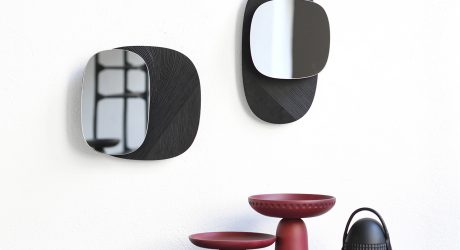 Eclipse Wall Mirrors Deliver on Artistic Function