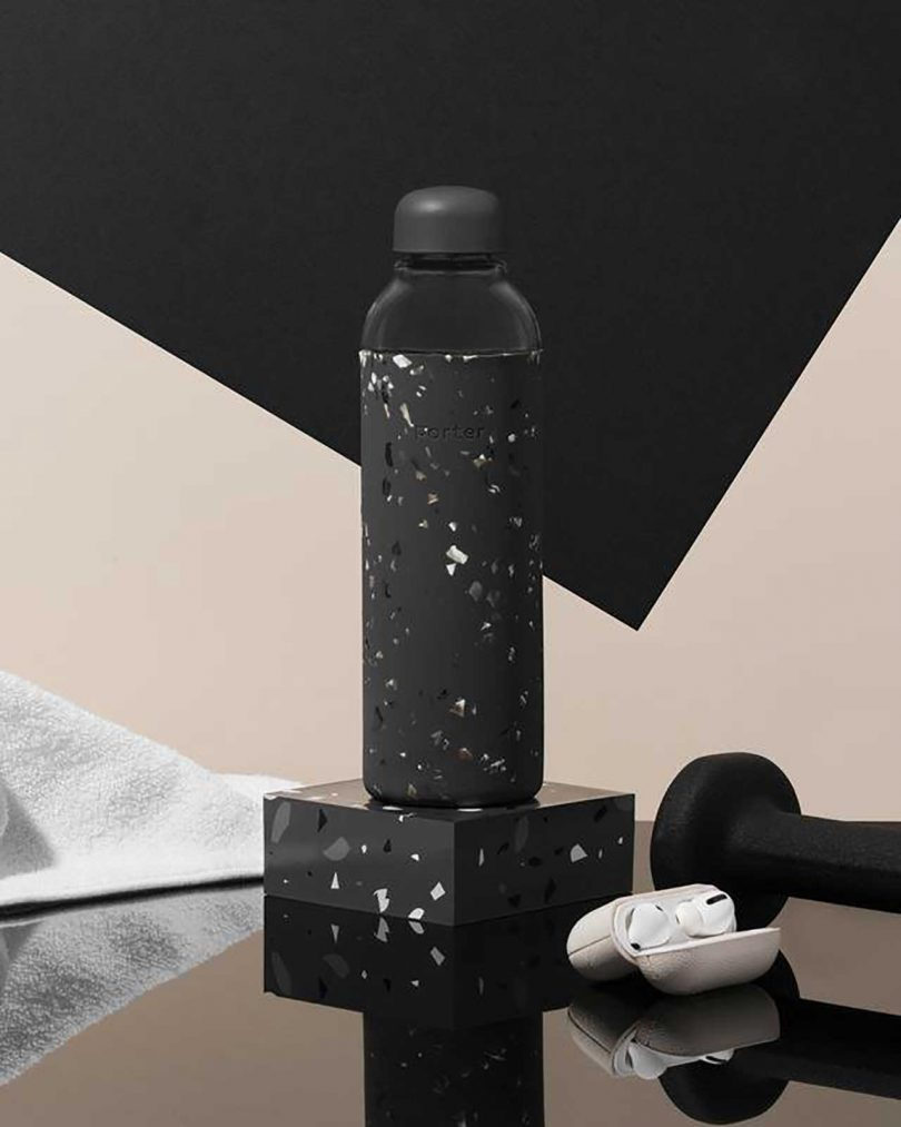 Porter Terrazzo Bottle