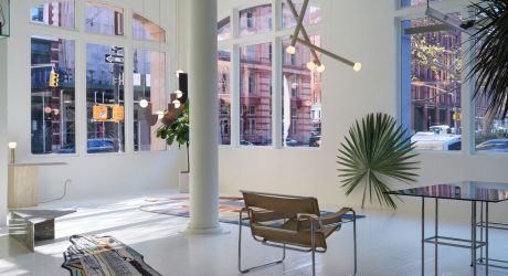 The New Lambert & Fils New York City Showroom by Re-a.d