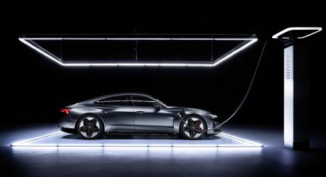 2021 e-tron GT Propels Audi Design Toward a Confident Electrified Future