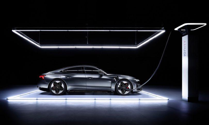 2021 e-tron GT Propels Audi Design Toward a Confident Electrified Future