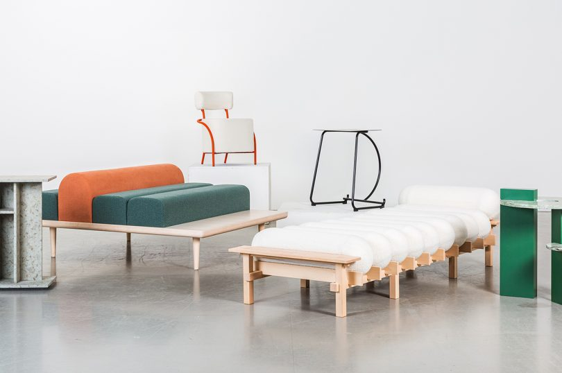 ROOM SERVICE Puts Students + Producers on Show for Stockholm Design Week