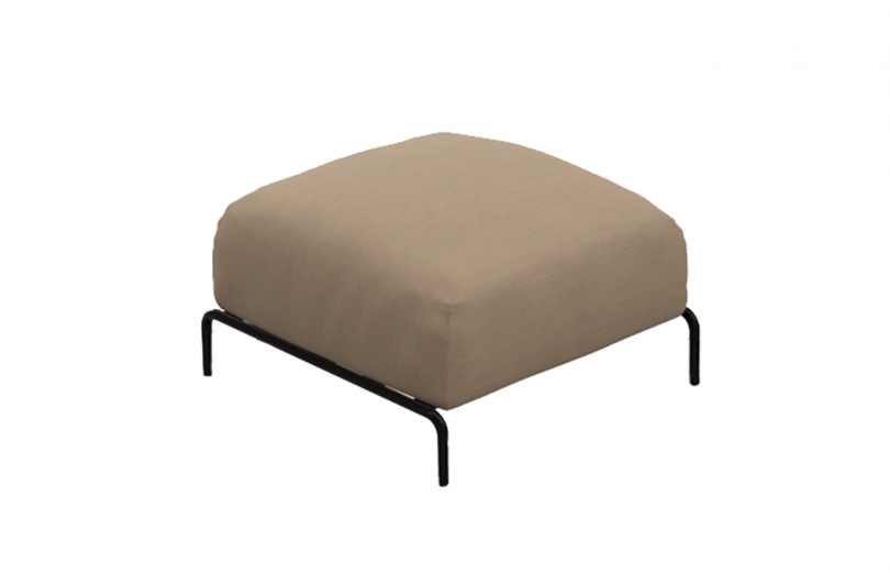 sectional pouf