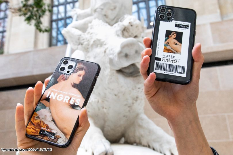 The Louvre x CASETiFY Offers an Artful Collaboration