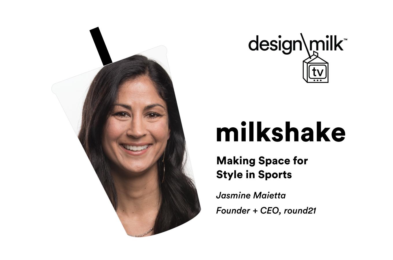 DMTV Milkshake: Jasmine Maietta Is Making Space for Style in Sports
