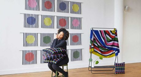 DittoHouse Collaborates With Guatemalan Women on Colorful Woven Textiles