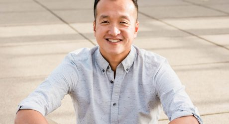 Friday Five With Justin Wang of LARQ
