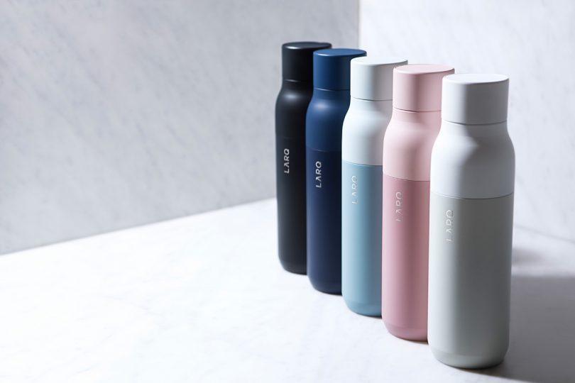 LARQ bottle collection