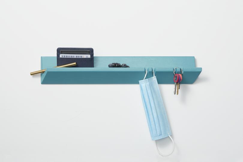 wall shelf organizer