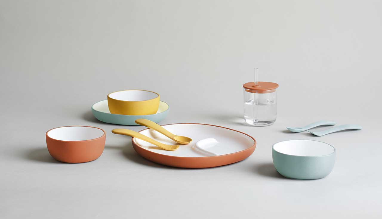 KINTO Brings Playful Kids Dinnerware To the Table With BONBO