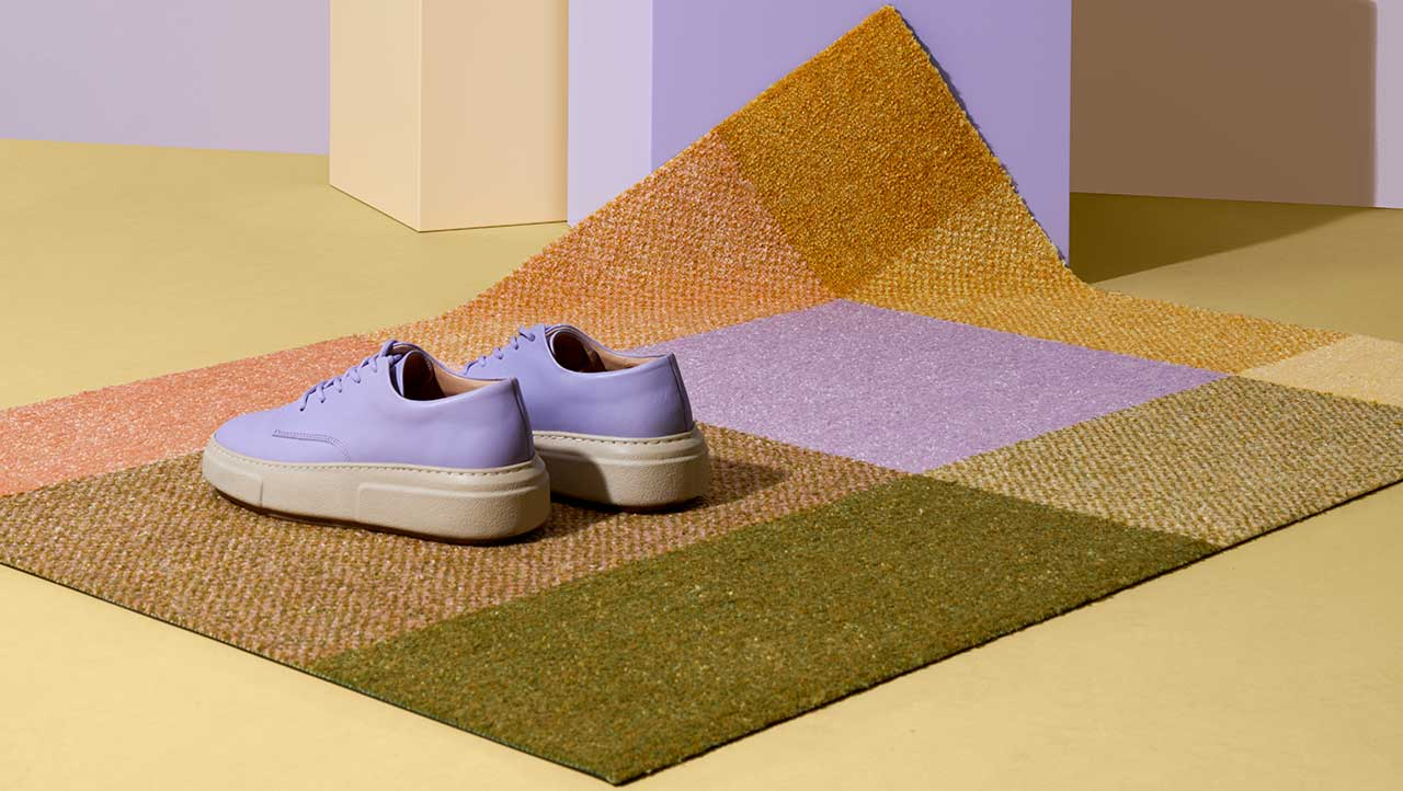 Heymat Launches a New Mix Mat in a 70's Inspired Color Palette