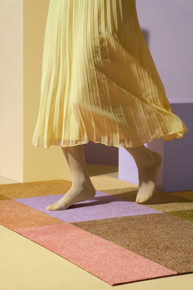 colorful door mat rug