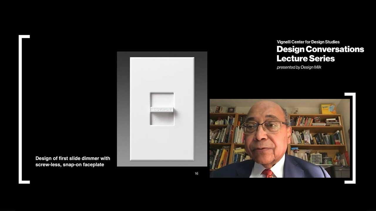 Revisit The Vignelli Center's Design Conversations Lecture Series