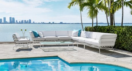 Take a Trip To Vintage Miami With the MARINA Outdoor Collection