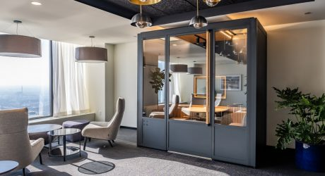 ROOM + Industrious Are Advancing the Future of Offices With Workspace Galleries