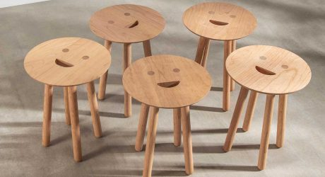 Jaime Hayon Designs a Stool That Will Make You Smile
