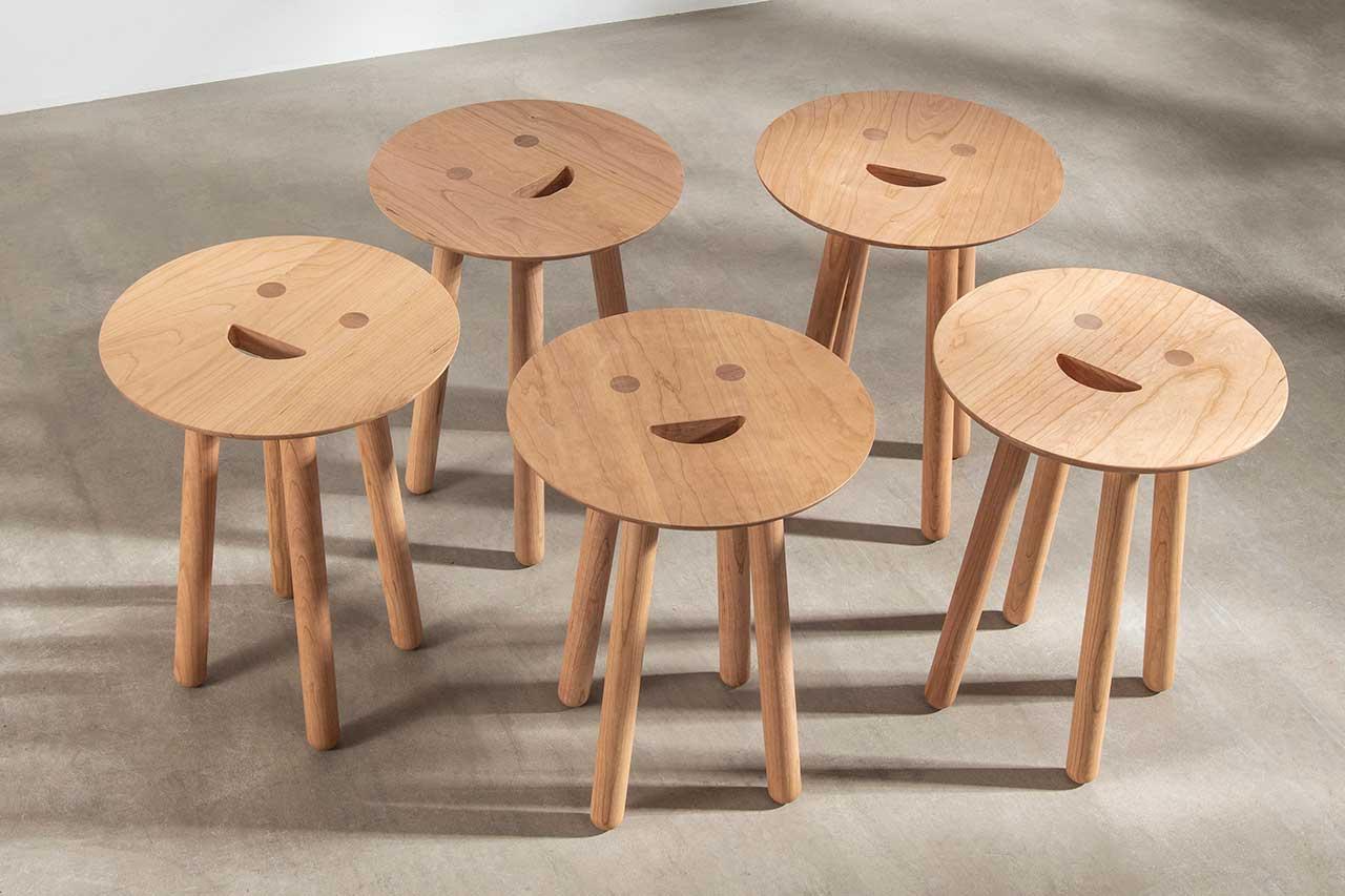 Jaime Hayon Designs a Stool That Will Make You Smile