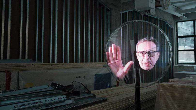 Tom Dixon Attends Stockholm Design Week as a Hologram