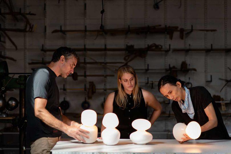 David Weeks Tala lighting