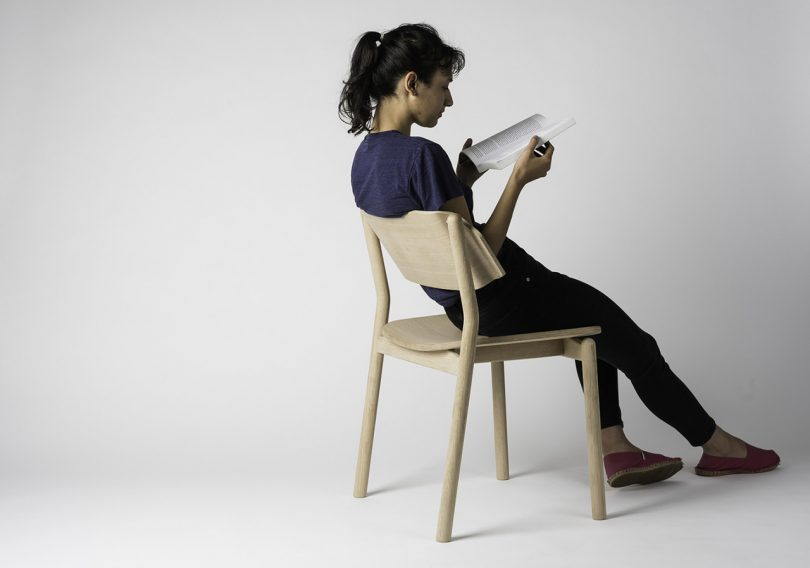 Neera Is a Minimalist Task Chair Suitable for Home Environments