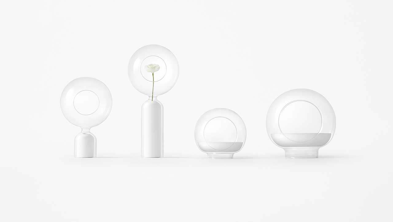 Follow Your Nose To Nendo's Scent Vases + Bowls