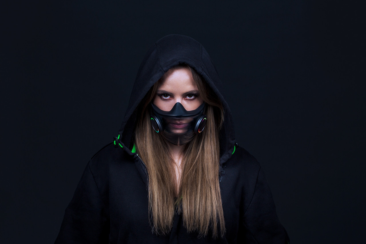Razer Project Hazel Amplifies Personal Protective Gear Technology
