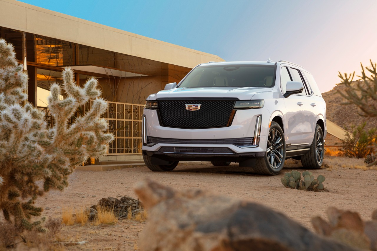 The 2021 Cadillac Escalade Is Intuitive Luxury
