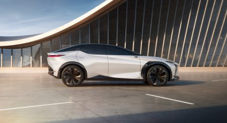 Lexus LF-Z Electrified Previews Their Electrified, AI-Enhanced Future