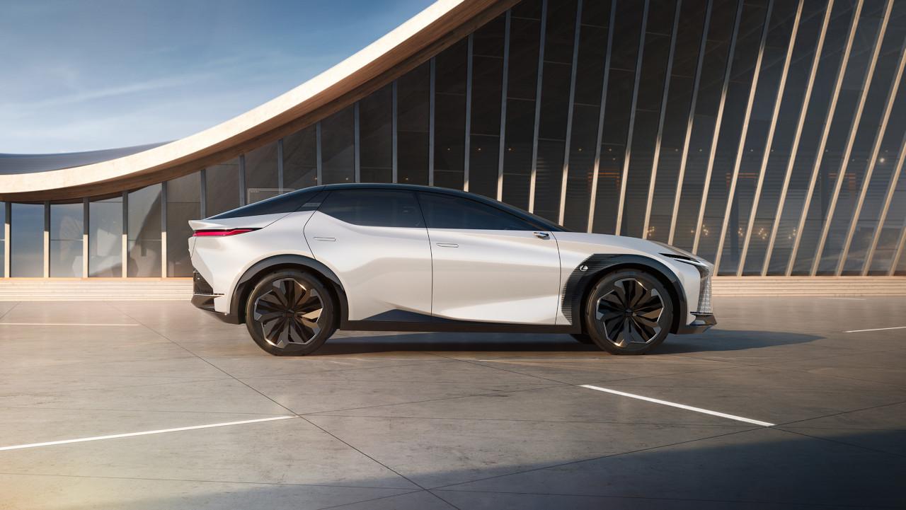 Lexus LF-Z Electrified Previews Their Electrified, AI-Enhanced Future