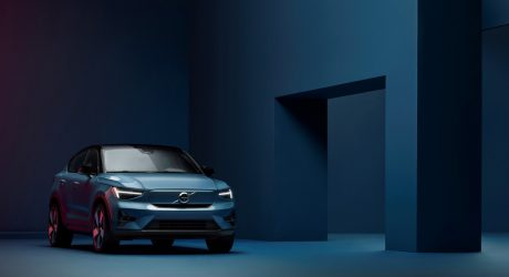 Volvo C40 Recharge Crosses Over Into a Fully Electric Expression of Swedish Design