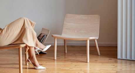 Enjoy the Timeless Comfort + Design of the ALLAY Chair