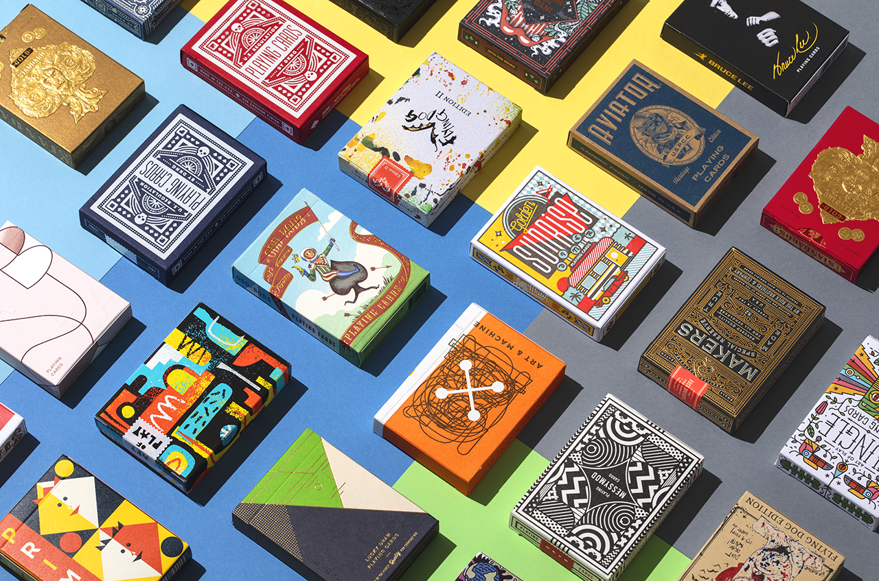 Small Biz Spotlight: Art of Play Turns Playing Cards Into Curiosities