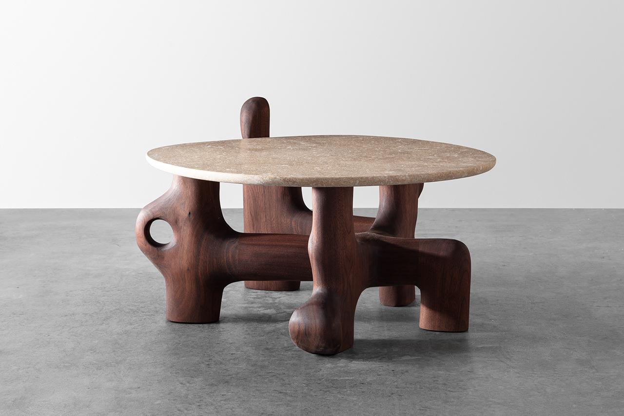 Casey McCafferty Creates Unique Sculptural Furniture + Art