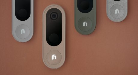 Nooie Cam Doorbell Adds Smart Home Security With a Smart Looking Design
