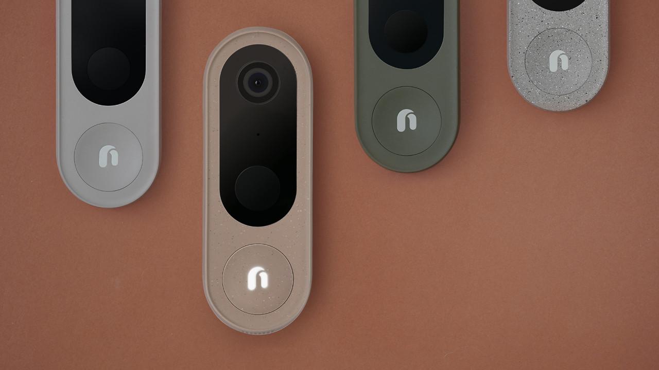 Nooie Cam Doorbell Adds Smart Home Security With a Smart Looking Design