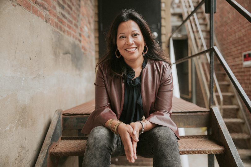 Friday Five With Rhea Vaflor of Hickok Cole