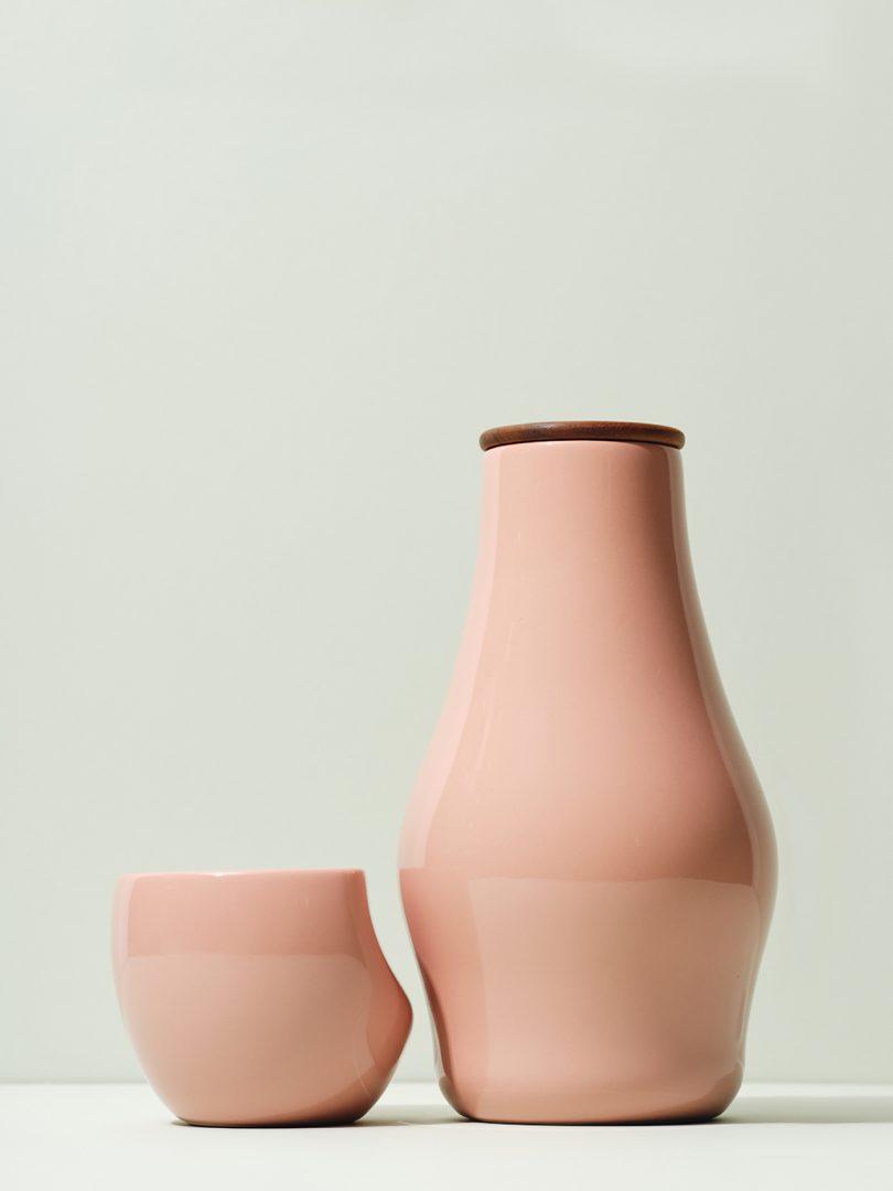carafe cup set