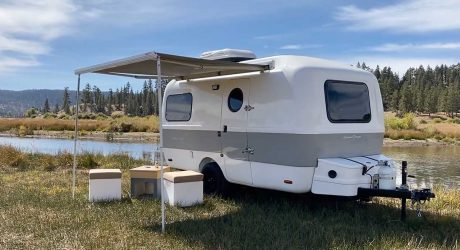 The Happier Camper Traveler Trailer Offers Flexibility for Life on the Road