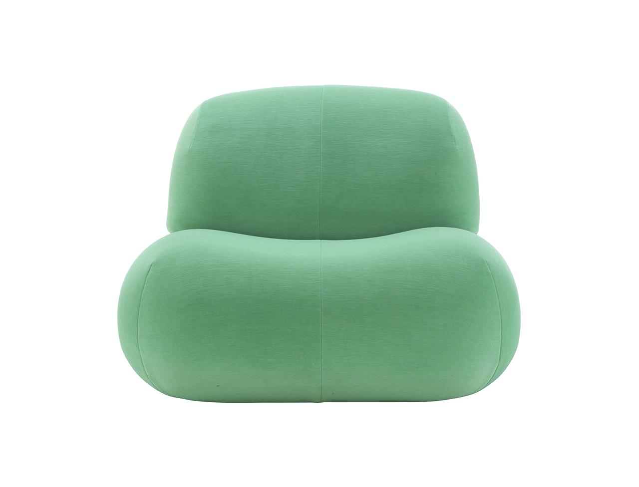 seafoam green chair
