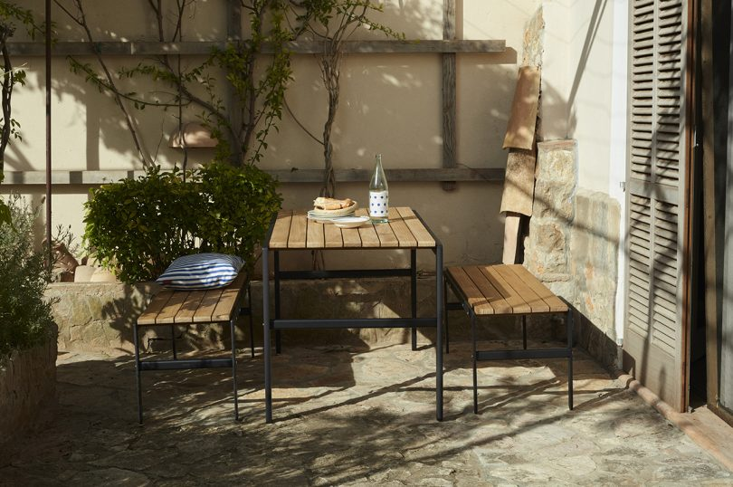 Perfectly Casual Outdoor Dining Solutions From Skagerak