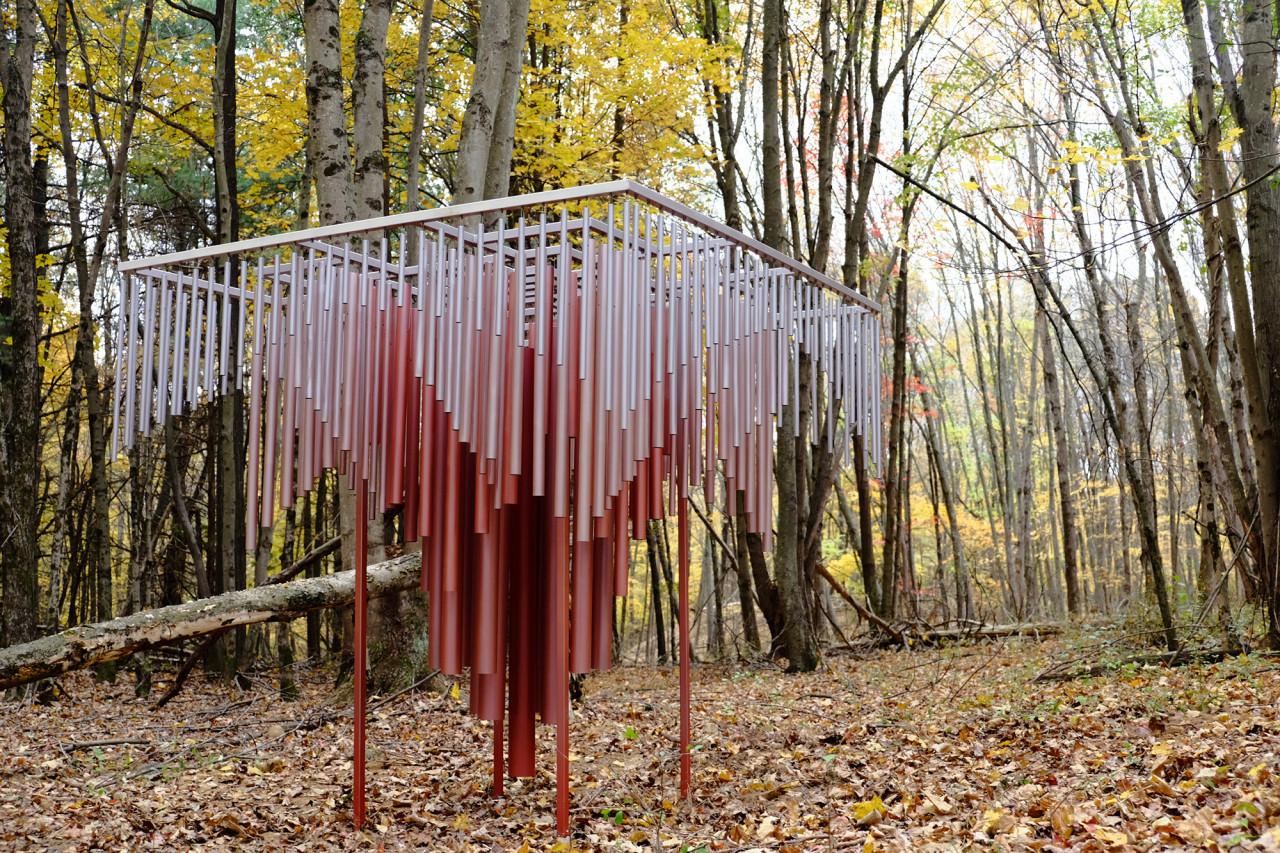 environmental scultptural art