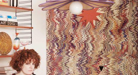 Serena Confalonieri Translates Motifs Into Mesmerizing Wallpapers
