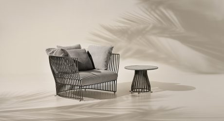 Go Al Fresco With the Venexia Outdoor Lounge Collection