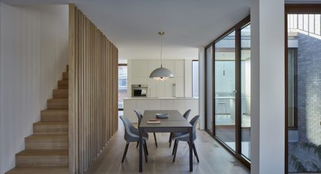 Montréal's Berri House Is Built for Privacy in a Dense Neighborhood