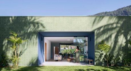 Angá Arquitectura Designs a Modern Rental Home in São Paulo, Brazil