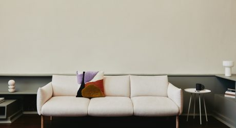 Dims. Launches Its First-Ever Sofa Designed by Takagi Homstvedt