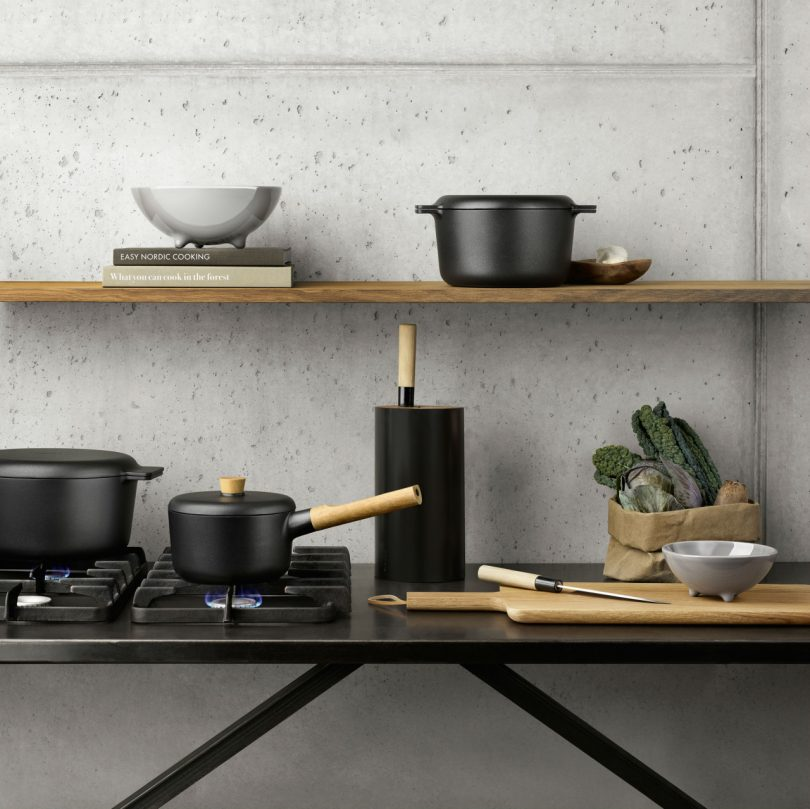 Infusing Nordic Design Into the Kitchen With Eva Solo Cookware