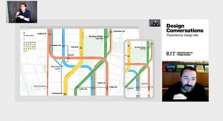 Watch: Inside the MTA's New Live Subway Map With Felipe Memoria [VIDEO]