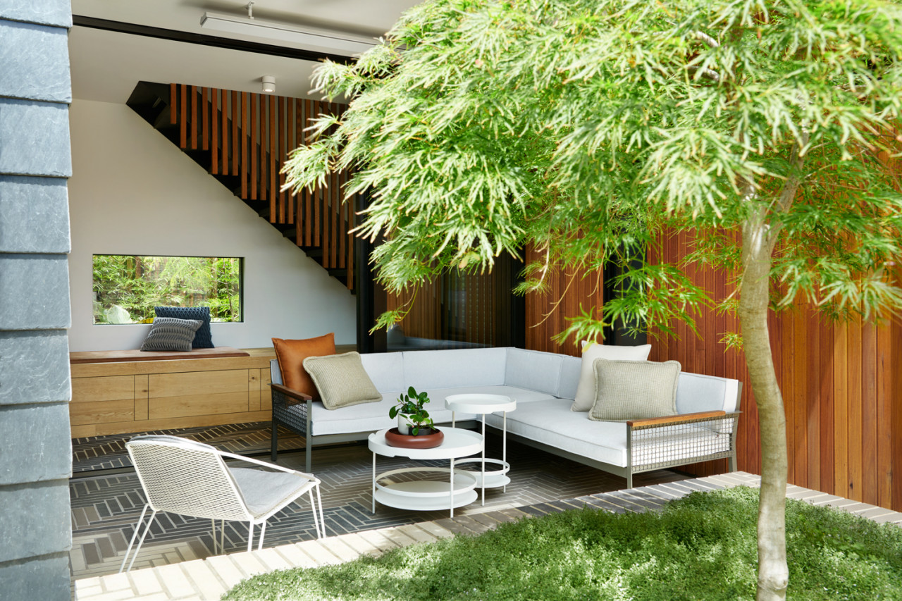 An Award-Successful Home in Melbourne Is Lauded for Its Biophilic Design