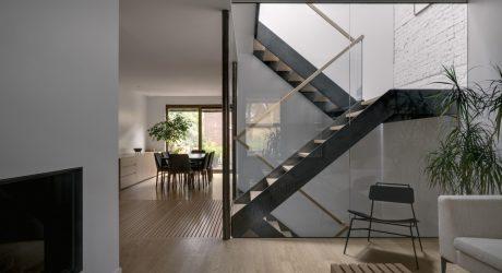 The Phénix House Blends European and Asian Aesthetics